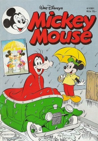 Mickey Mouse 1991/04