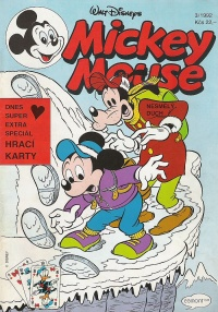 Mickey Mouse 1992/03