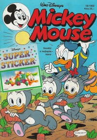 Mickey Mouse 1992/10