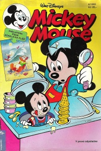 Mickey Mouse 1993/08