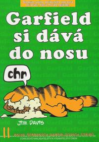 Garfield #11: Si dává do nosu