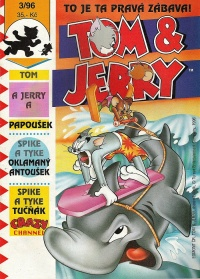 Tom & Jerry 1996/03