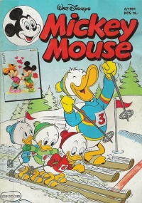 Mickey Mouse 1991/02