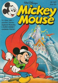 Mickey Mouse 1991/10