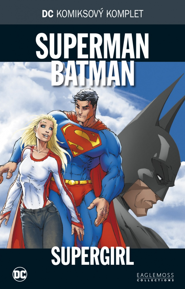 DC komiksový komplet #025: Superman / Batman: Supergirl