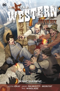 All Star Western #03: Èerný diamant (paperback)