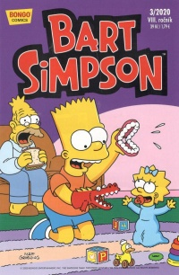 Simpsonovi 2020/03 Bart Simpson