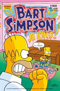 Simpsonovi 2020/07 Bart Simpson