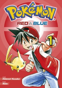Pokémon - Red a Blue #01