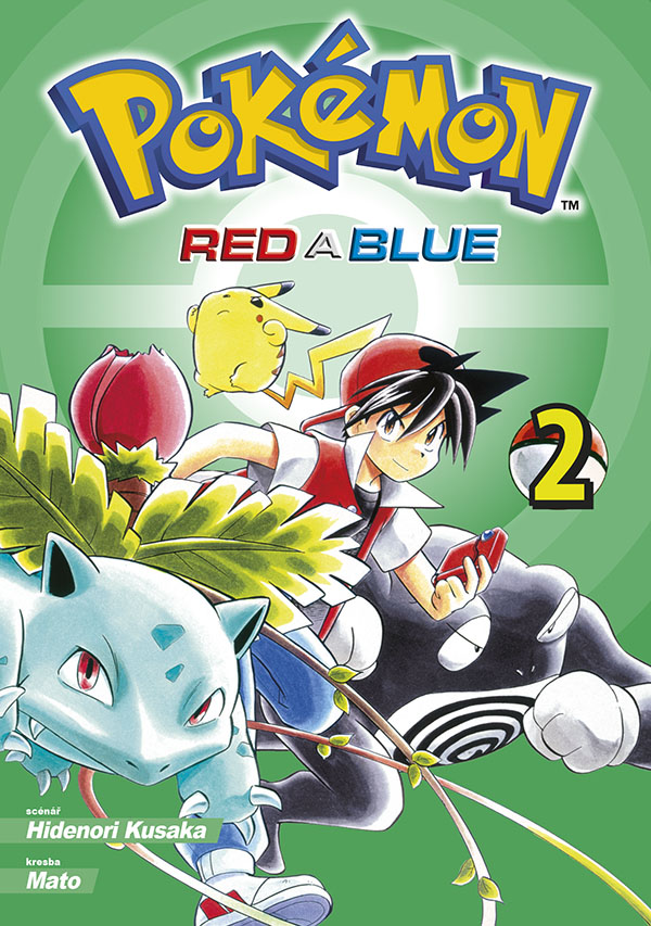 Pokémon - Red a Blue #02