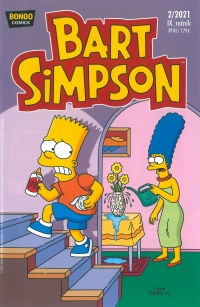 Simpsonovi 2021/02 Bart Simpson