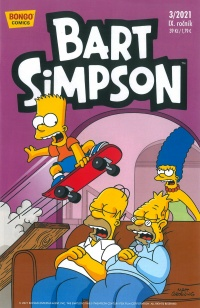 Simpsonovi 2021/03 Bart Simpson