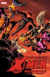 Astonishing X-Men #04: Nezastavitelní