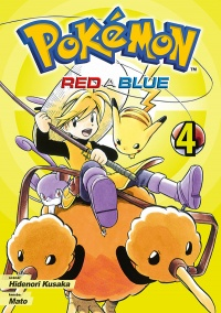 Pokémon - Red a Blue #04